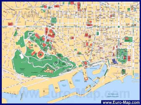 карта метро с достопримечательностями