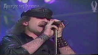 Al Otro Lado Del Silencio - Angeles Del Infierno (Live Tocata)