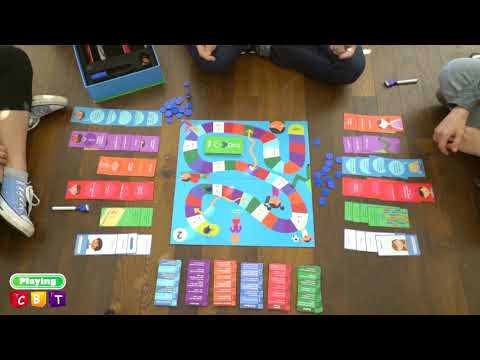 Playing CBT 3 – Board game, advanced stage