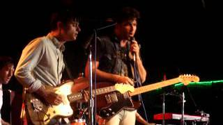 On Paper - Arkells @New Haven _ 20.05.12