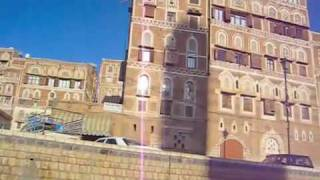 preview picture of video 'Old Sana'a, Yemen'