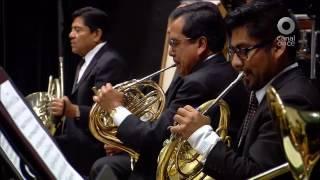 Conciertos OSIPN - Celebración 80 años del IPN (21/05/2016)