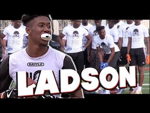 🌴 5 Star All-American and Clemson Commit | 6'4 Frank Ladson| WR | South Dade (Miami, FL)