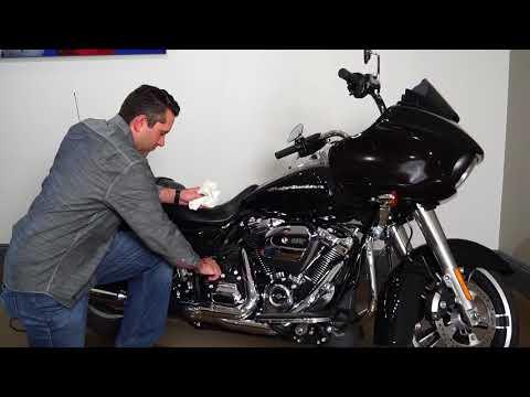 Harley-Davidson Road Glide Orientation