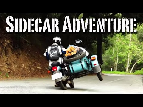 Sidecar Adventure – Ural 2WD – MotoGeo Adventures