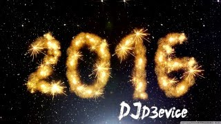 Happy New Year NEW ELECTRO HOUSE Best Dance 2016 (Electro Madness Ep 04) EDM Mix 2016 Dj D3evice