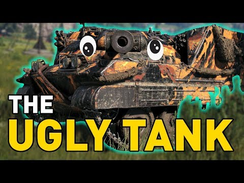THE UGLIEST TANK in World of Tanks!