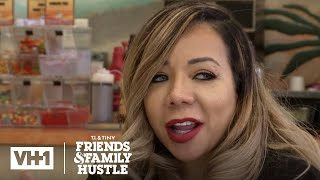 Tiny Is Ready To Serve T.I. W/ Divorce Papers 'Sneak Peek' | T.I. & Tiny: The Family Hustle