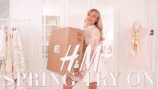 H&M Spring try on haul ~ Spring Fashion Edit ~ Freddy My Love
