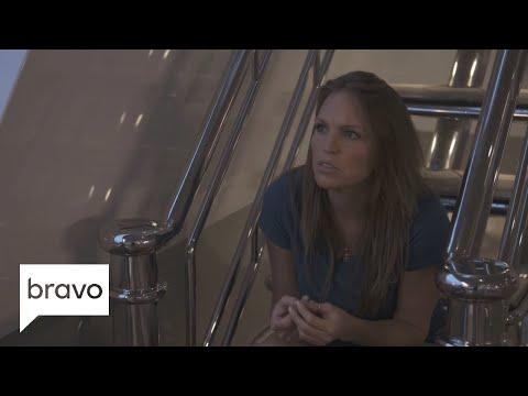 Below Deck: Chandler Brooks Confronts Rhylee Gerber (Season 6, Episode 2)   Bravo