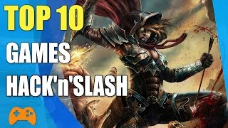 Top 10 games Hack and Slash for Android and iOS (Similar to Diablo)