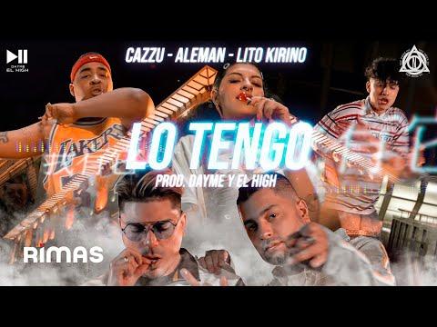 Dayme Y El High Cazzu  Alemán Lo Tengo Feat Lito Kirino