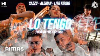 Lo Tengo - Cazzu feat. Alemán, Dayme y El High y Lito Kirino (Video)