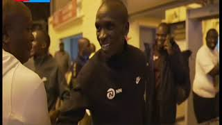 Safaricom honors Eliud Kipchoge by using his name in M-pesa brand