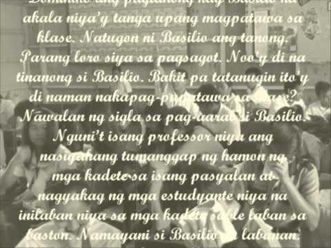 El Filibusterismo: Kabanata 7 | Proyekto sa Filipino [HD
