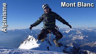 Mont Blanc 4810m - 2018 [HD]