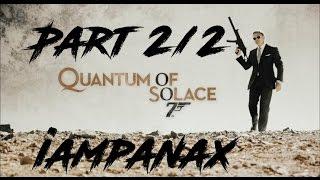 James Bond 007 - Quantum of Solace Movie Cutscenes 2/2