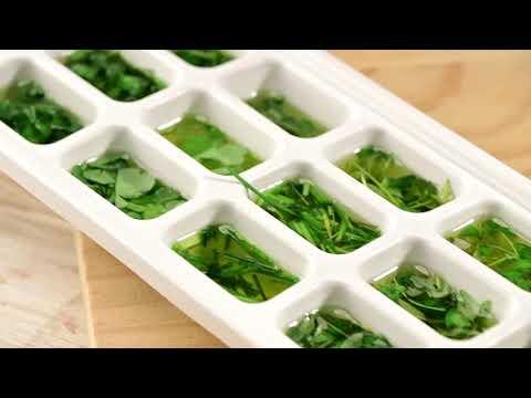Cozinha Com Truques – Cubos de Azeite Aromatizado