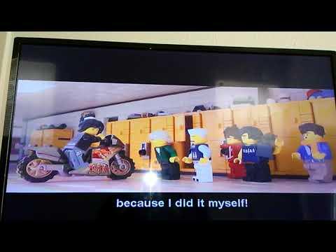 Garmadon Starts Crying!! - The Family Reunion!! - Lego