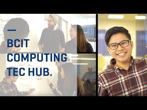 The Tech Hub at BCIT