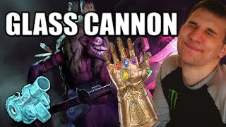 Dota 2: Arteezy - Glass Cannon Dazzle | First Pick Sniper FOR WHAT!?