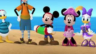 Клуб Микки Мауса - Сезон 5 эпизод 4 - Пиратские приключения. Часть 2 |мультфильм Disney