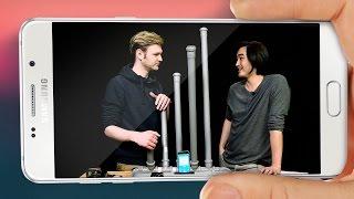 [3] Smarter Phone mit Budi und René | Boombox - Ghettoblaster aus Pappe und Rohren  | 01.03.2016
