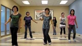 Cumbia Semana (Walk thru & Dance)