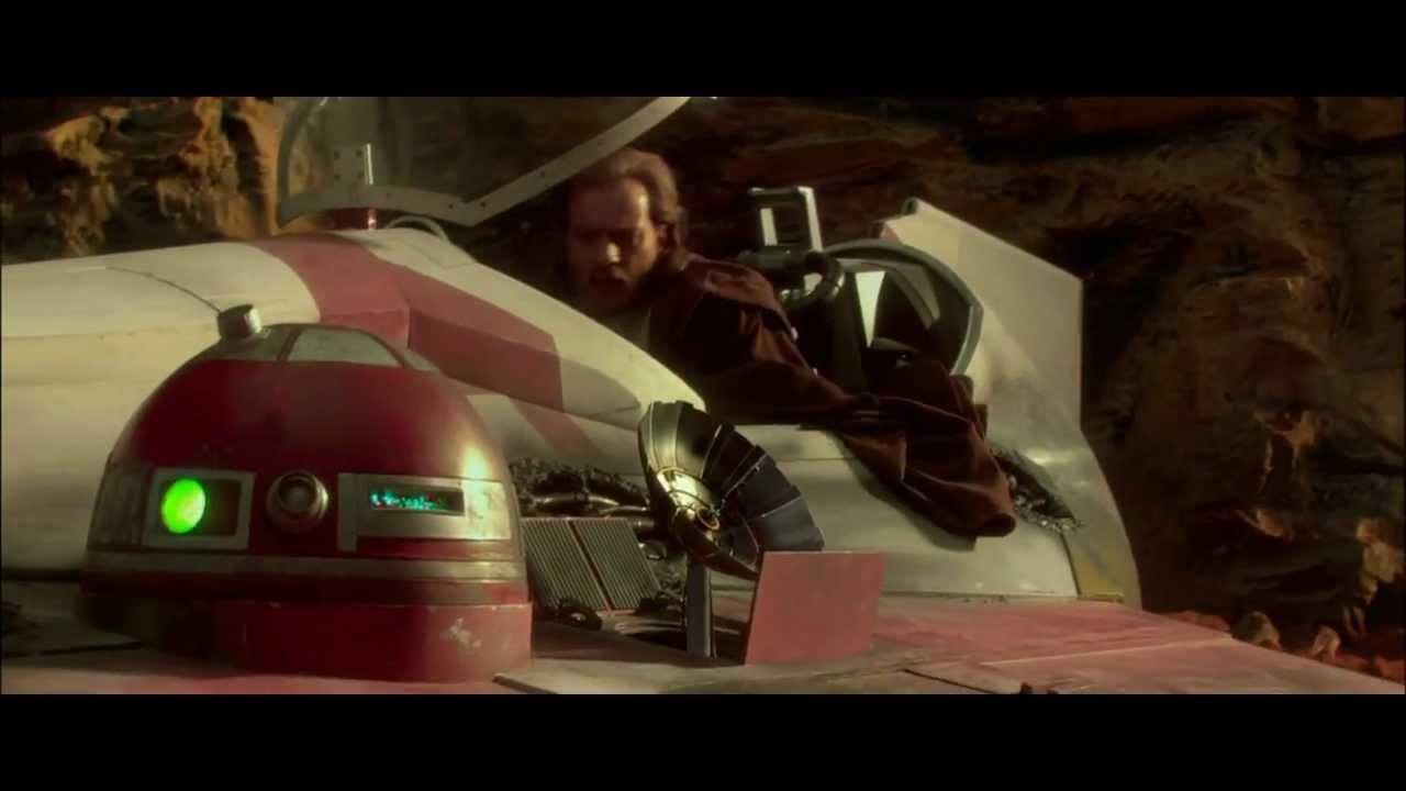 R4-P17 en Geonosis con Obi-Wan Kenobi