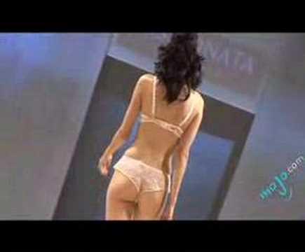 Lingerie Francaise Paris Fashion Show Part 9