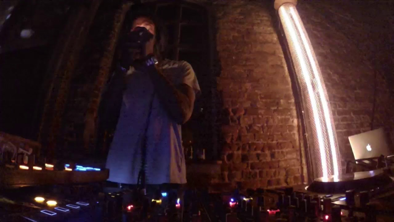Aquarius Heaven - Live @ Get Physical Sessions Episode 94 x Crack Bellmer Berlin 2018