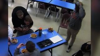 Video Captures Student Saving Friend