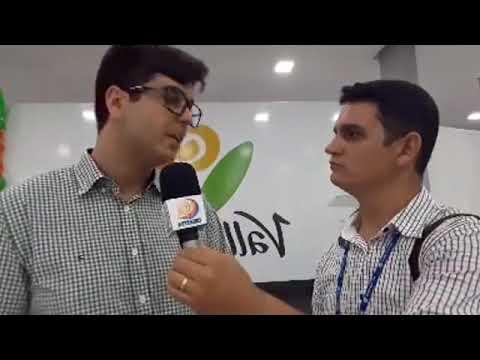 Um dos proprietários do Vale Shopping, Assuero Neto, fala do lançamento em Amargosa