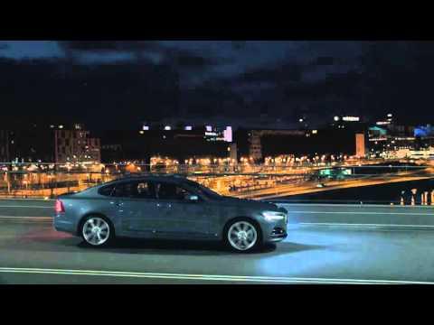 Volvo S 90 Седан класса E - рекламное видео 1