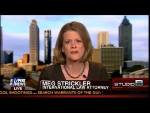 Meg Strickler on @foxnews discussing #pistorius