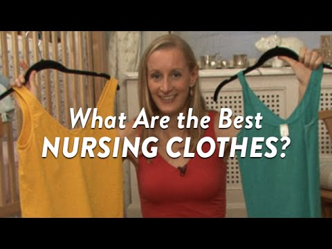 What Are the Best Nursing Clothes? | CloudMom