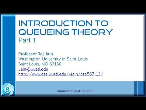 Introducción a la Teoría de Colas parte 1