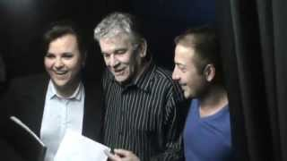 Dan McCafferty - Backstage Footage with Fan's / Sochi /