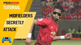 Download PES2019 Turn Your Midfielders Into SEAL Team