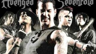 Avenged Sevenfold- Lost (with Lyrics and pictures)