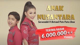 Chord Anak Nusantara - Betrand Peto feat. Sarwendah, Lirik Lagu dan Kunci Gitar Dasar dari C