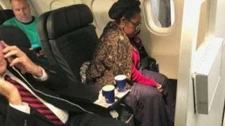 Controversy over Rep. Sheila Jackson Lee's airline seat