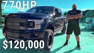 I BOUGHT A NEW TRUCK!   2020 F-150 SHELBY *770HP*