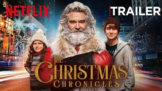 The Christmas Chronicles Film Trailer