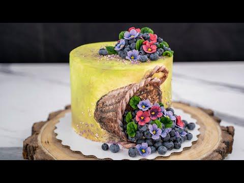 Как приготовить идеальный торт для женщины