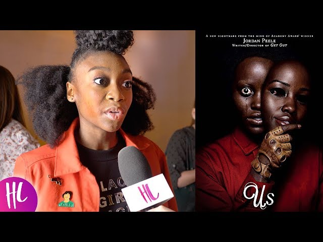 Shahadi Wright Joseph Reveals If US & Get Out Are In The Same Universe