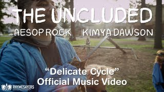 The Uncluded  Delicate Cycle Official Video