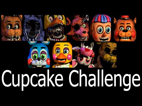 Five Nights at Freddy's 2 - Cupcake Challenge