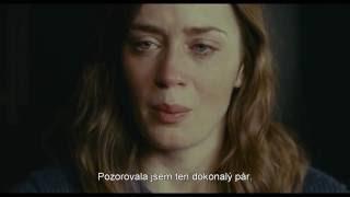 Dívka ve vlaku - hlavní trailer s českými titulky