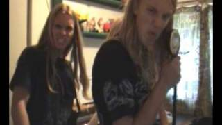 Woofah & Tazo MV (Dream Evil - The Book Of Heavy Metal)